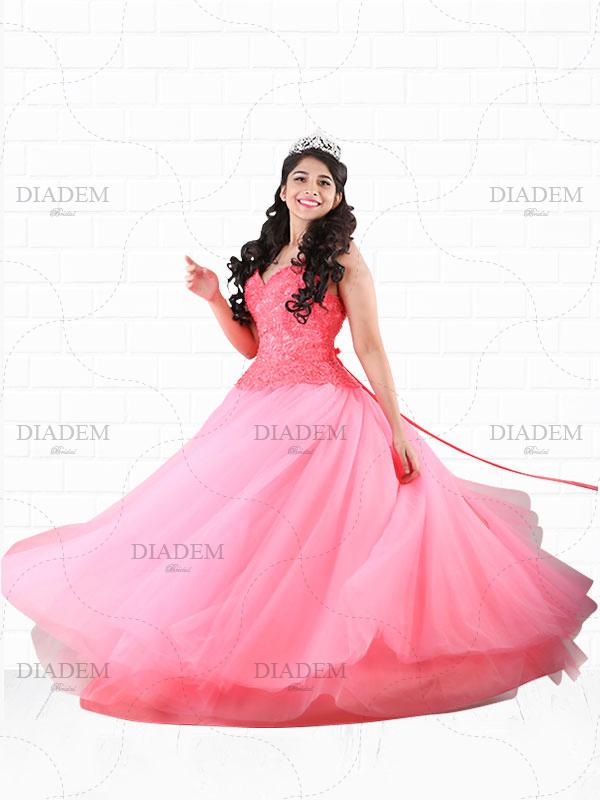 Amazing Party Gowns in Chennai Diadem Bridal-Chennai-Clothing - Garments